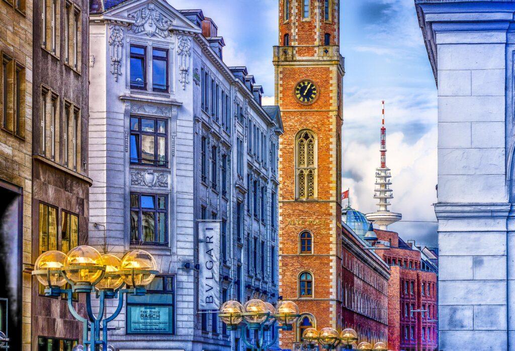 ハンブルク 海運で栄えた港町には見所がてんこ盛り!