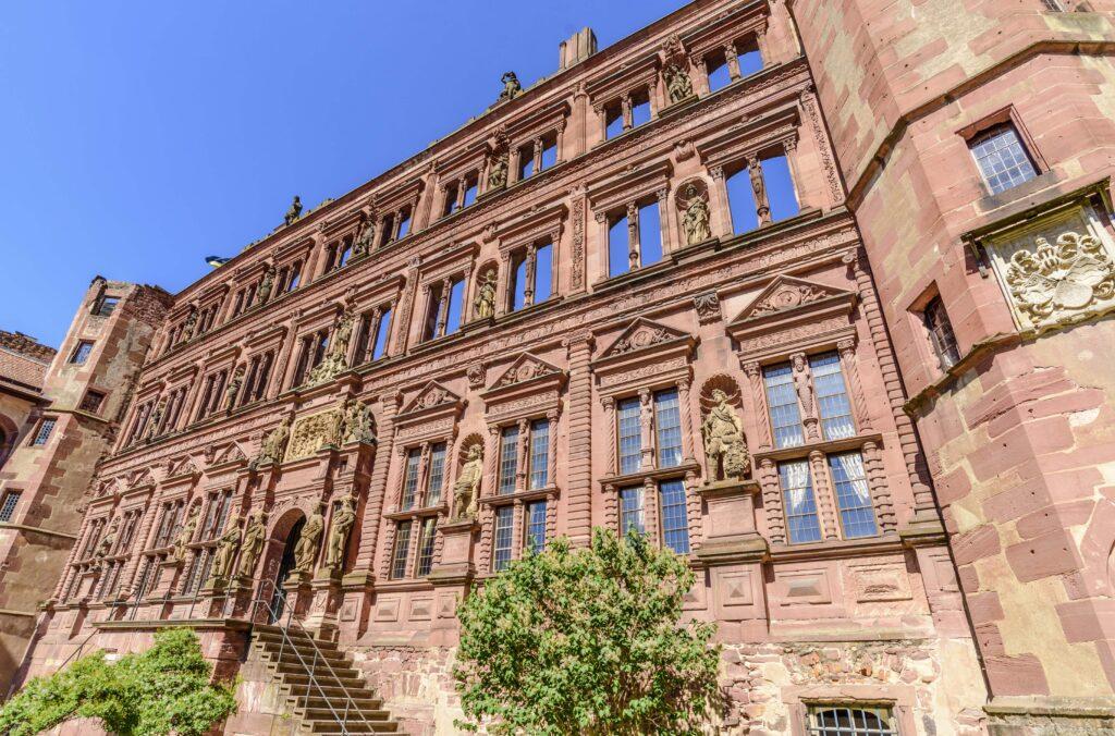 オットハインリヒの建造物