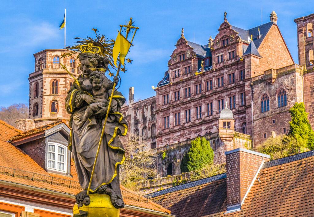 ハイデルベルク 日本人の大好きなドイツの観光名所 大特集