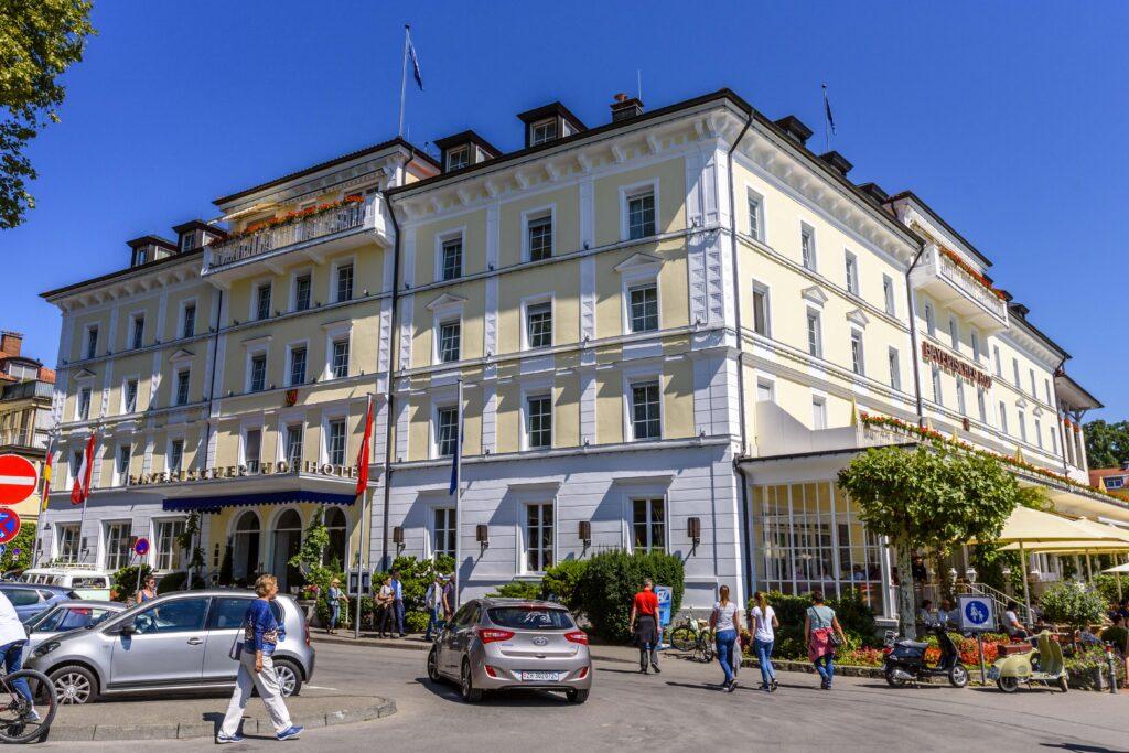 ホテル Bayerischer Hof