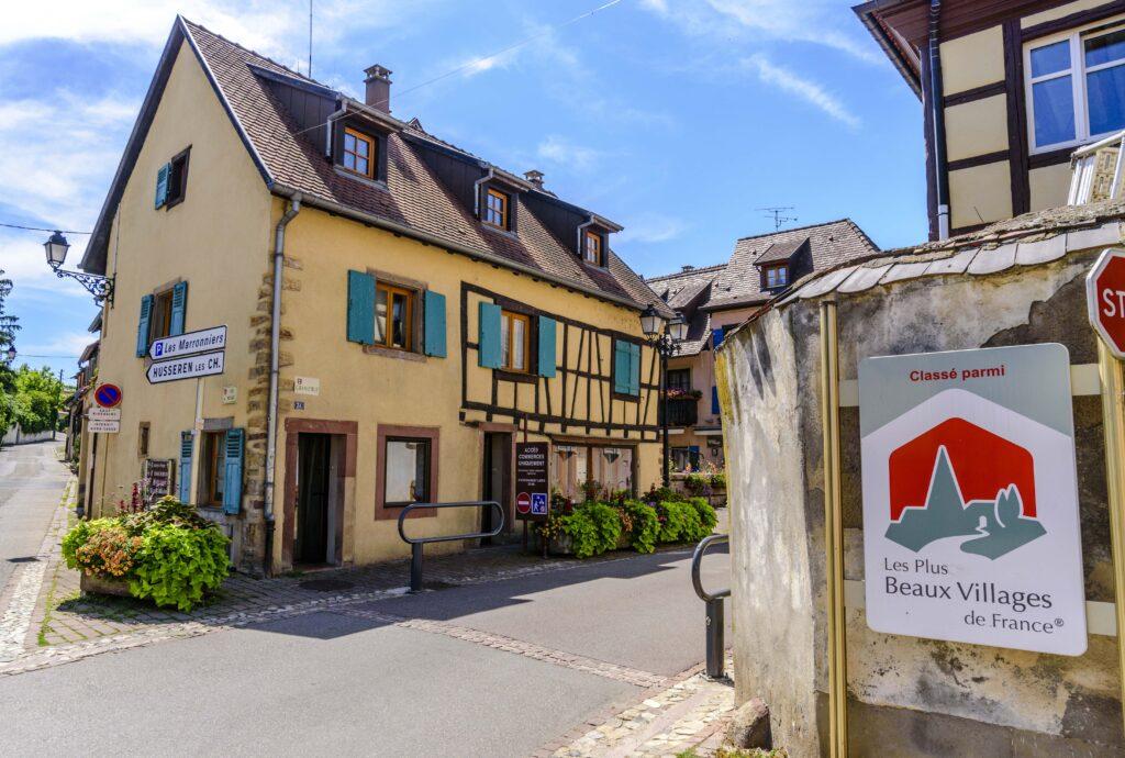 フランスで最も綺麗な村