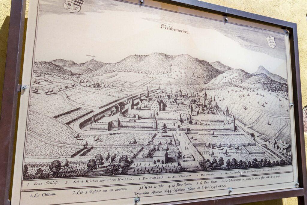 城壁村 リクヴィール