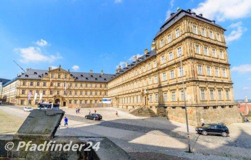 バンベルク 司教の宮殿