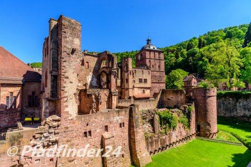 ハイデルベルク の城